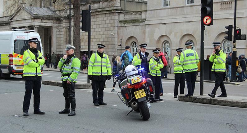 Terrorism Law Police UK